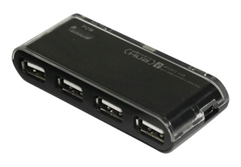 Picture of USB 2.0 4 Port hub without power adaptor