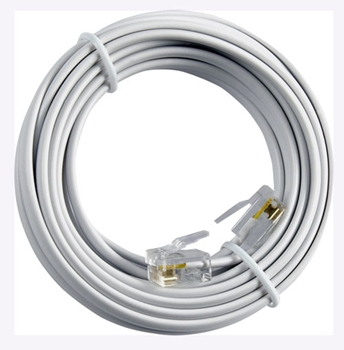Picture of Broadband ADSL Modem Cable 20m
