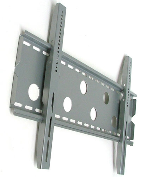 "Picture of PcNet Fixed TV Wall Mount for Screens from 42"" to 61"" Silver"