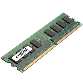 Picture of Crucial CT25664AA800 2GB DDR2 800MHz PC2-6400 240 Pin DIMM Unbuf