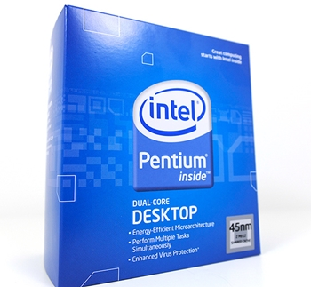 Picture of Intel Pentium Dual Core E6300 2.8GHz Socket 775 2MB Cache Retail