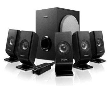 Picture of Creative Inspire A500 5.1 Speakers