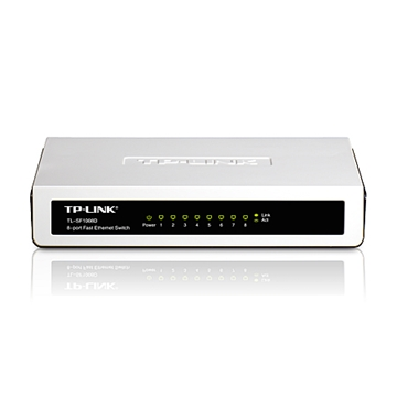 Picture of Tp Link 8 Port Desktop Switch