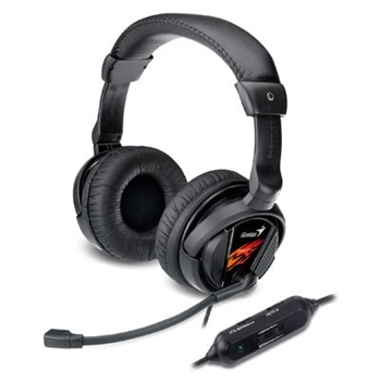 Picture of Gaming headset with Vibration and Noise Cancellation