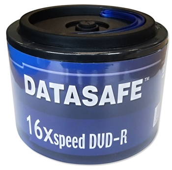 Picture of DataSafe DVD-R 16x Branded Face 50 Cake
