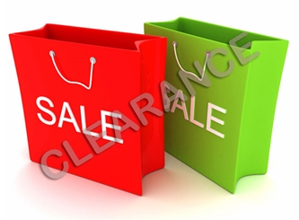 Picture for category Clearance Offers