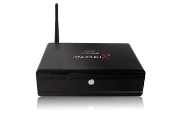 Picture of Cyclone Android X2 Android 4.1 XBMC Smart TV MKV HD Media Streamer