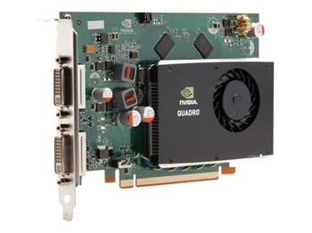 Picture of NVIDIA Quadro FX 380 Graphics card - 256 MB - GDDR3 SDRAM