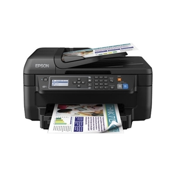 Picture of Epson WorkForce WF-2750DWF Double-sided Wi-Fi and AirPrint Printer, Scan and Copy with Fax