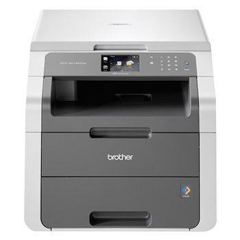 Picture of Brother DCP-9015CDW wireless colour laser printer