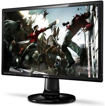 Picture of BenQ GL2450H 24 inch Widescreen LED VGA DVI HDMI MonitorMonitor - Black