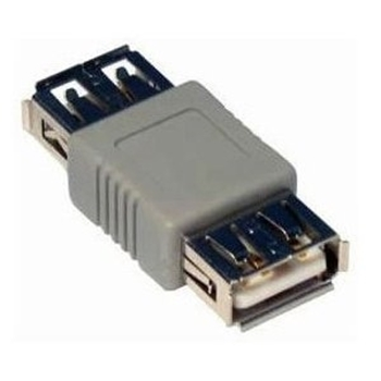 Picture of USB 2.0 Adapter / Convertor / Gender Changer Female A- Female A