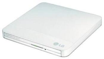 Picture of HL Data Storage GP50NW41 8 x Super-Multi USB 2.0 Portable DVD-RW Drive - White