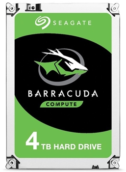 "Picture of Seagate 4TB 3.5"" SATA3 BarraCuda HDD/Hard Drive ST4000DM004"