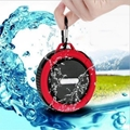 Picture of Portable Bluetooth  Water Resistant  Speakers Phone Hands-free Calls For Laptop Smartphone MP3 Red