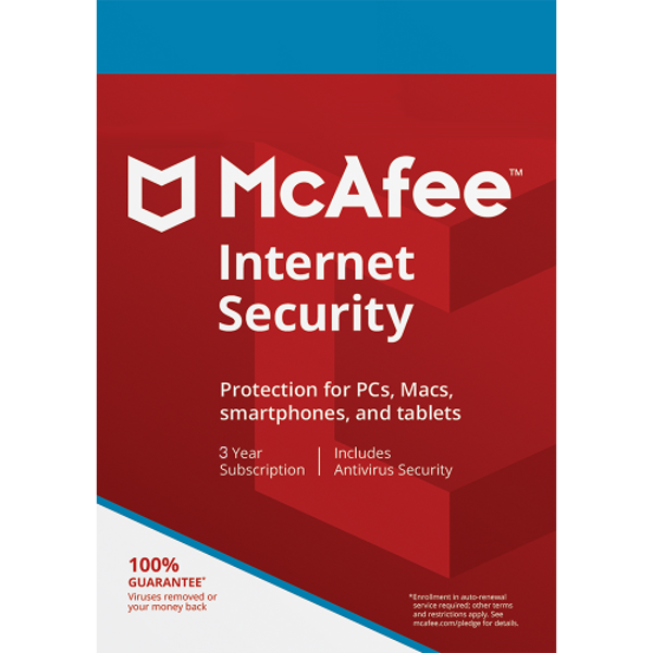 Picture of McAfee Internet Security 3 Device