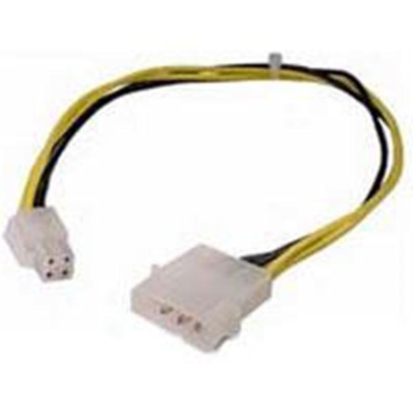 Picture of Molex 4 Pin Square Connector