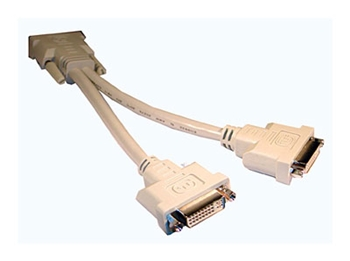 Picture of DVI Splitter Cable