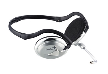 Picture of Genius HS-02N PC Headset with microphone.