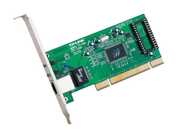 Picture of TP Link Gigabit PCI Network Adapter