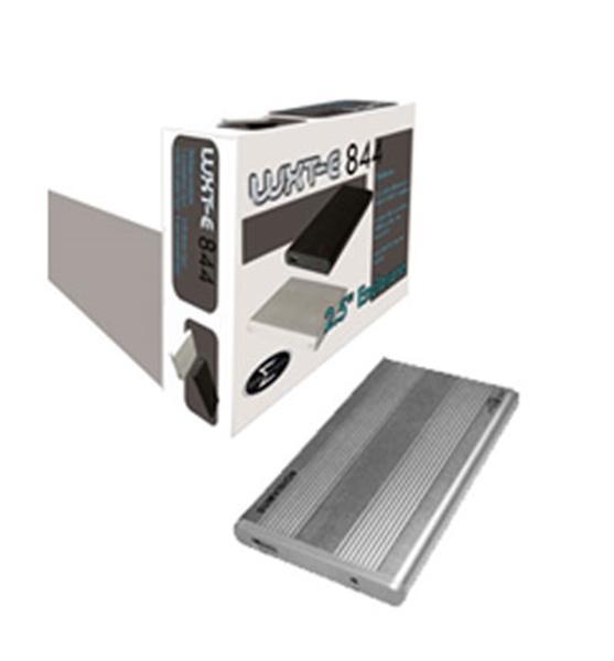 Picture of Sumvision 2.5 inch Aluminium Enclosure Silver (USB2.0)  IDE