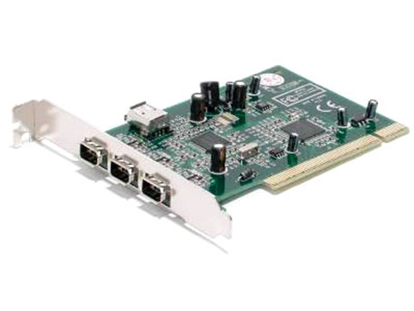 Picture of Firewire 3 Port PCI Controller