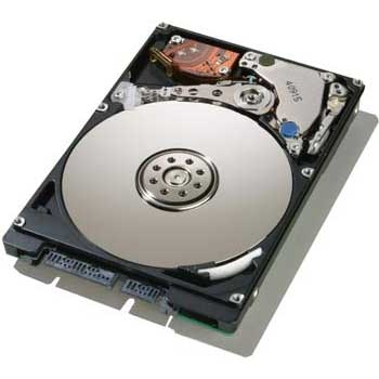 Picture of Hitachi  320GB SATA 2.5 5400RPM 7mm Drive