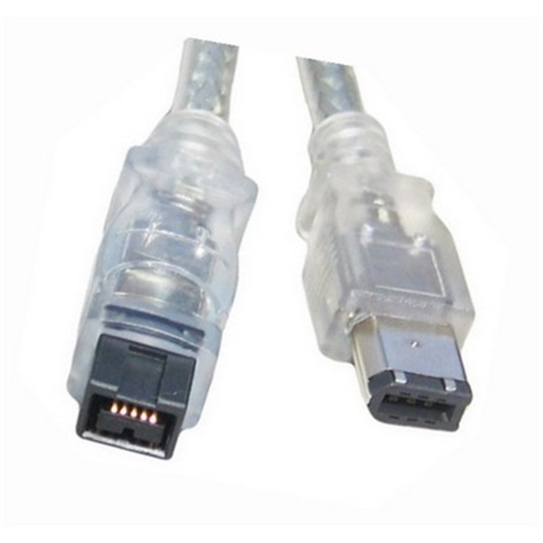 Picture of IEEE 1394B 9 Pin to 6 Pin FireWire Cable 2 Metres