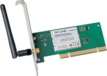 Picture of TP-Link 54M Wireless PCI Adaptor