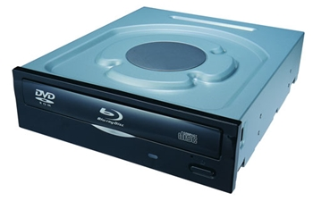 Picture of LiteOn Blu-Ray Reader & DVD-Rom Serial ATA Internal Black - OEM