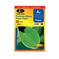 Picture of Photo Paper A4 Premium Glossy 260gm  Paper 25 Pack Waterproof