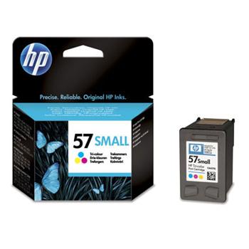 Picture of Original HP 57 Tri-colour Inkjet Print Cartridges C6657GE