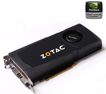 Picture of Zotac nVidia GeForce GTX 470 / 1280MB GDDR5 / PCI Express 2.0 /
