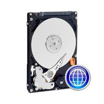 Picture of Western Digital Scorpio Blue 500GB (5400rpm)