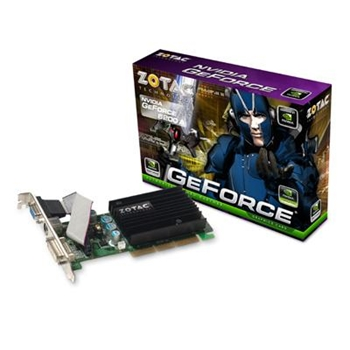 Picture of Zotac GeForce 6200A 256MB AGP 8X Retail