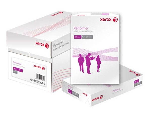 Picture of Xerox Performer Multifunctional Paper Ream-Wrapped 80gsm A4 White