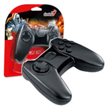 Picture of Genuis Game Pad MaxFire USB Gamepad for PC