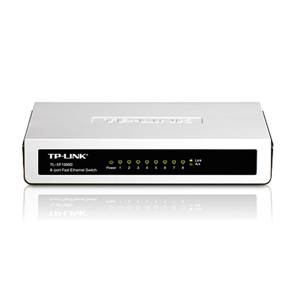Picture of Tp Link 8 Port Desktop Switch