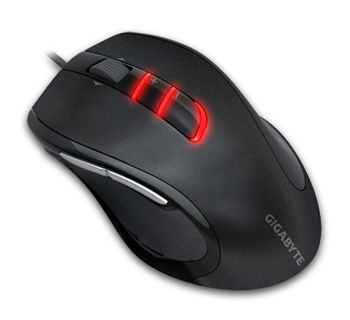 Picture of Gigabyte M6900 Precision Optical Gaming Mouse