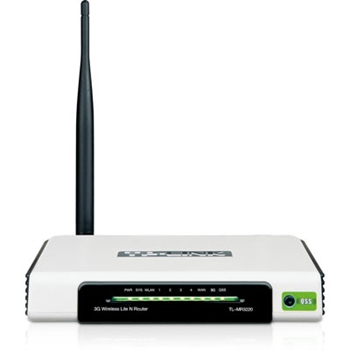 Picture of TP-Link 150mbps Wireless Lite N 3G Router