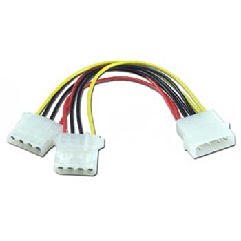 Picture of Molex Power Splitter 5.25 to 2x 5.25