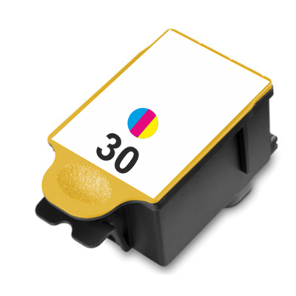 Picture of Non-OEM Kodak C110 and C310 Printer Ink Cartridge - Colour 30CL