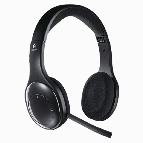 Picture of Logitech Wireless bluetooth Headset H800