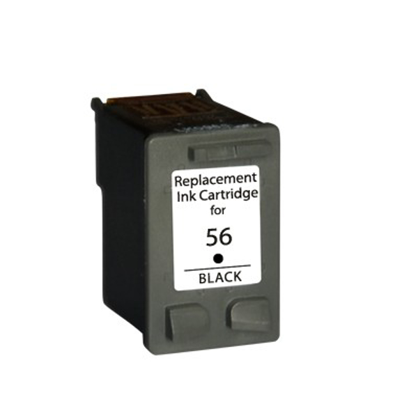 Picture of Non-OEM HP 56 Black  Ink Cartridge