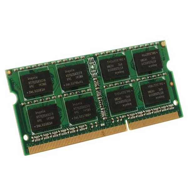 Picture of 4GB DDR3 1333MHz PC3-10600 Sodimm Retail Pack