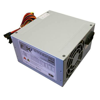 Picture of 500W ATX Power Supply with 24pin 4pin and Sata Connector