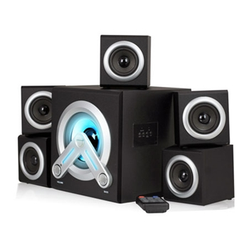 Picture of Sumvision Bluetooth Speakers V-Cube-B 5.1 Home Cinema System (Bluetooth)