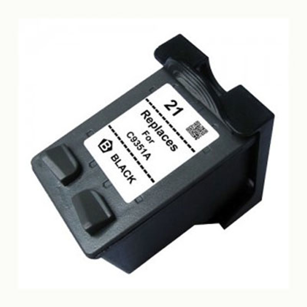 Picture of NON Oem HP C9351A No 21 Black