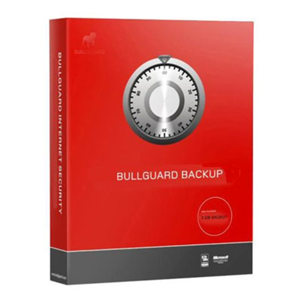 Picture of Online Bullguard Backup 3GB Secure Space