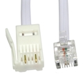 Picture of BT Win modem two wire cable